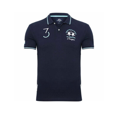 Piquet stretch Navy number 3