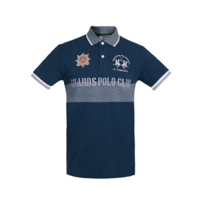 Polo dark blue guards