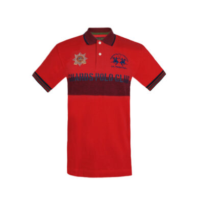 Polo red Guards