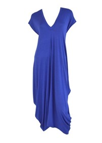 Sarah Dress Cobalt Blue