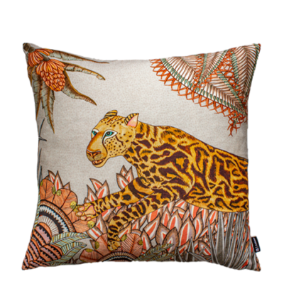 CheaterKings Forest magnolia Cushion